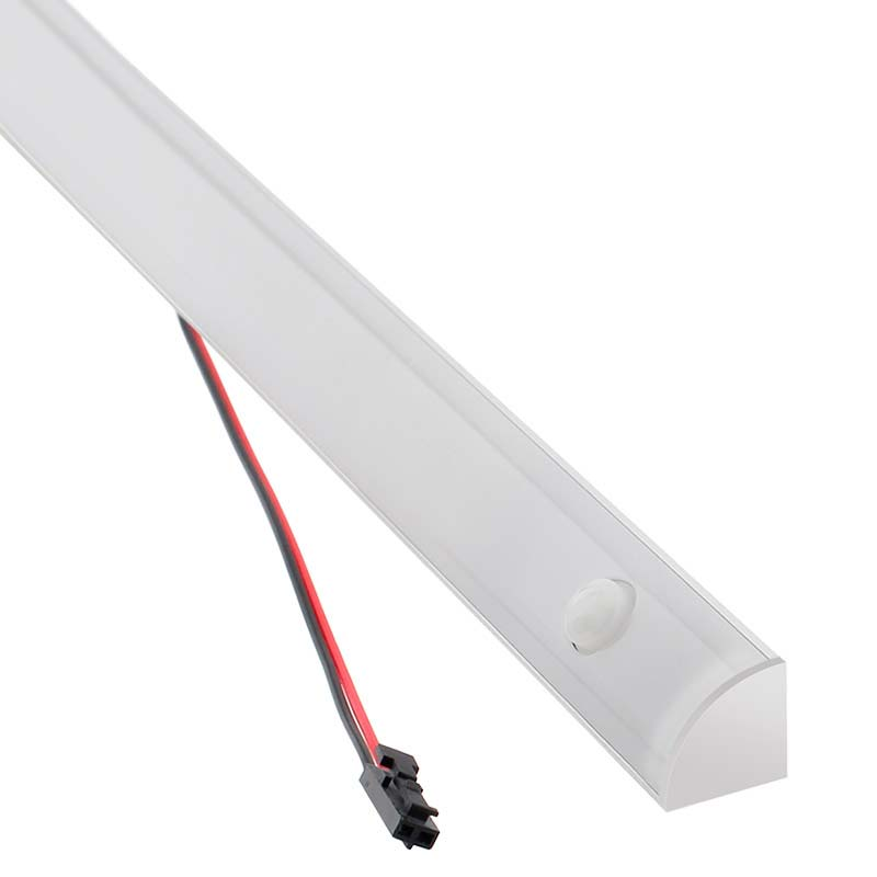 Barra lineal LED KORK con sensor PIR 15W, 116cm